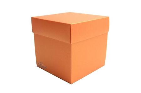 Exploding Box orange pearl - GoatBox