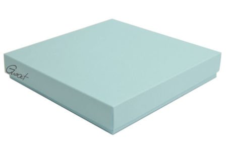 Square box baby blue - GoatBox