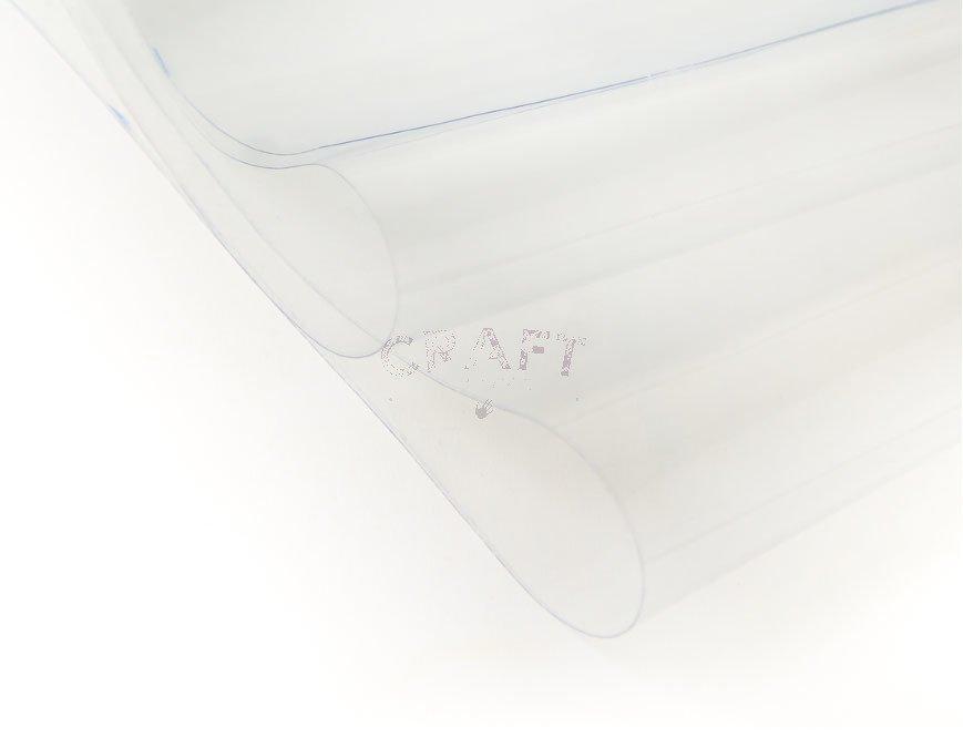 Inteligentny Folia przezroczysta bezbarwna 20x30cm 0,3mm | Koperty i Foliówki BK51